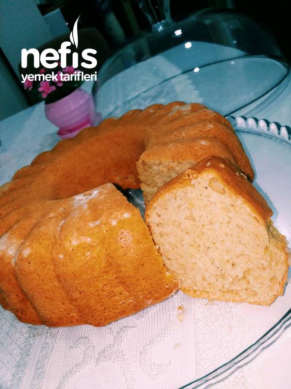 Tarçınlı Puf Kek