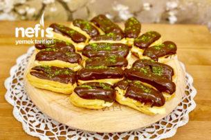 Teremyağlı Ekler Pasta Tarifi