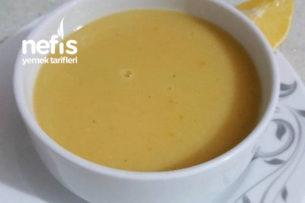 Altın Gibi Sarı Mercimek Çorbası (Lokanta Usulü) Tarifi