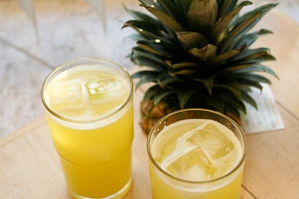 ananas suyu kaç kalori