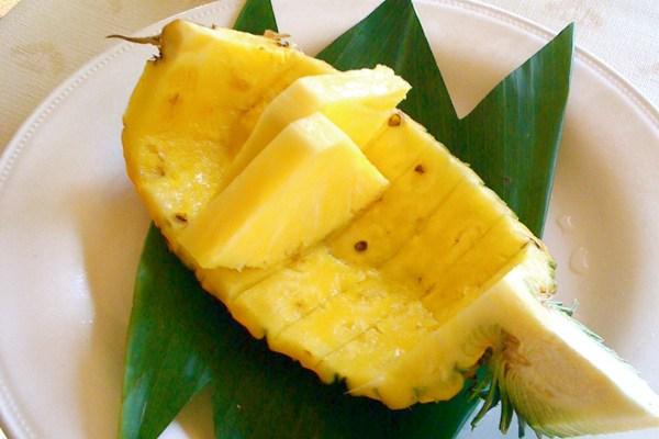 ananas kaç kalori