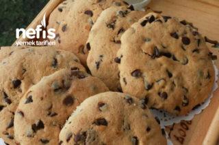 Damla Çikolatalı (cookies) Kurabiye Tarifi
