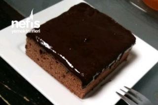 Islak Çikolatalı Kek Tarifi