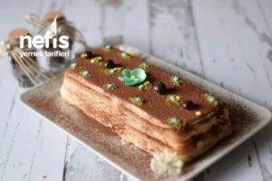 Teremyağlı Kahveli Pasta Tarifi