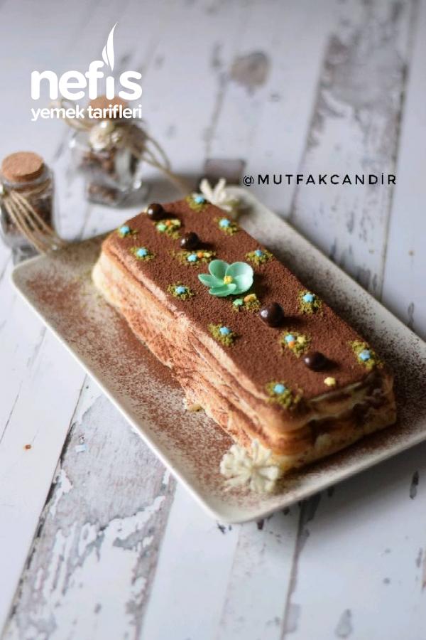 Kahveli Pasta (teremyağlı)