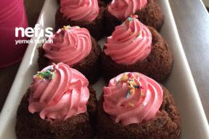 Kremalı Cupcake Tarifi