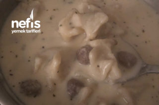 Mantılı Köfteli Yoğurt Çorbası Tarifi