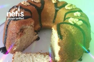 Teremyağlı Susamlı Cevizli Kek (Tam Tarif) Tarifi