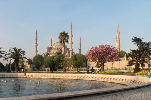 sultan ahmet camii tarihi