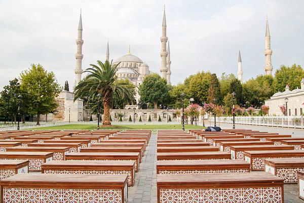 sultan ahmet camii hakkında bilgiler