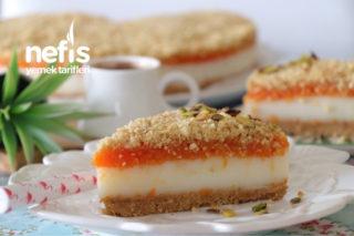Fırınsız En Kolay Balkabağı Pastası (videolu) Tarifi