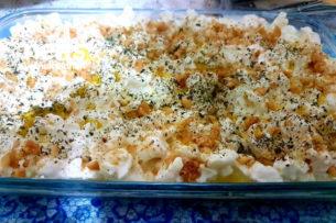 Karnabahar Salatası (Çiğ) Tarifi