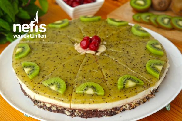 Kivili Mozaik Pasta Yapımı (videolu) Tarifi