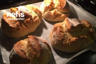 Kolay Ekmek Yapımı Tarifi