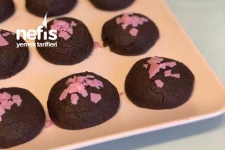 Tadı Damağınızda Kalacak Vişneli Islak Brownie Kurabiye - Resimli Anlatım Tarifi