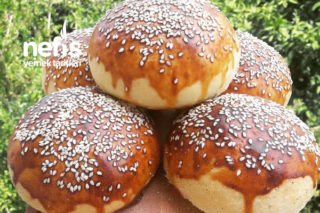 Teremyağlı Hamburger Ekmeği Tarifi