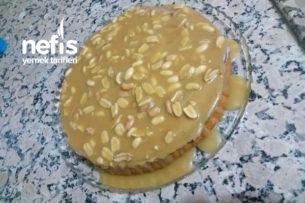 Teremyağlı Snickers Kek (Enfes) Tarifi