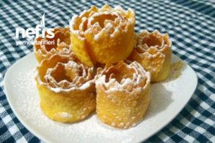 Urama Tatlısı (Hvorost) Tatar Mutfağı Tarifi