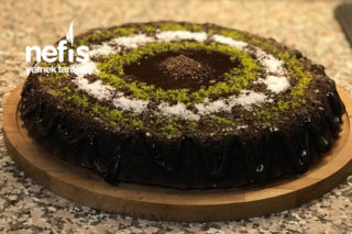 Çikolatalı Tart Kek Tarifi