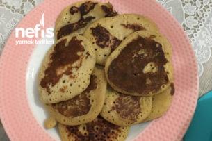 Muzlu Bebek Pancake ( 7) Tarifi