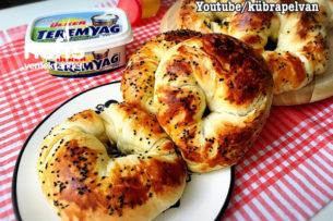 Teremyağlı Orjinal Pastane Açması (Tel Tel Puf Puf) Tarifi