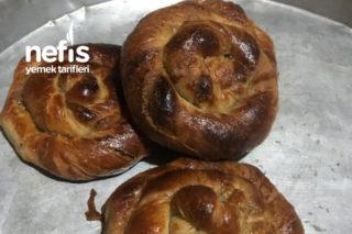 Teremyağlı Cevizli Haşhaşlı Çörekler Tarifi