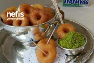 Teremyağlı Osmanlı Mutfağından Hanım Göbeği Tatlısı Tarifi