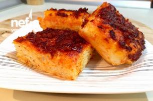 Acılı Soğanlı Ekmek-Çoook Pratik Tarifi