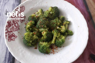Diyet Brokoli Tarifi