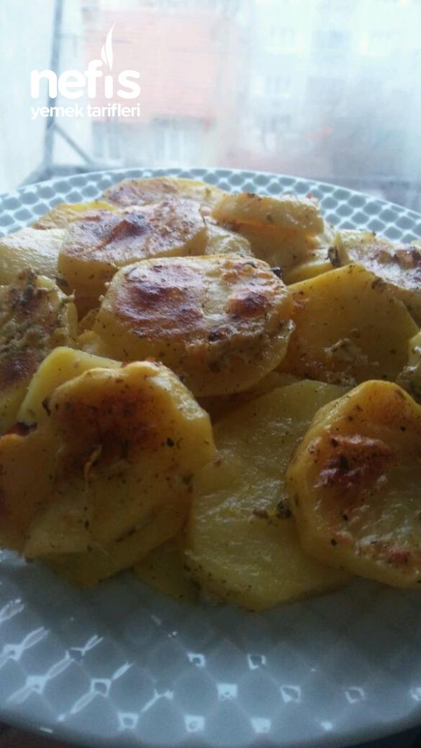 Fırında Harika Patates