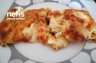 Kahvaltılarınızın Vazgeçilmezi Olacak Fırında Omlet Tarifi