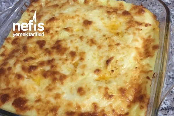 Patates Püreli Tavuk Sote Tarifi