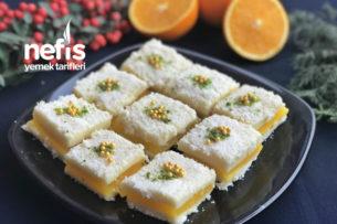 Portakallı Saray Lokumu Tarifi