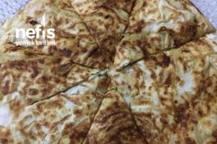 Teremyağlı Tava Böreği Tarifi
