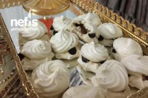 Çikolatalı Kahveli Mereng (Beze) Tarifi