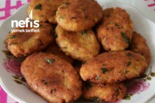 Dışı Çıtır İçi Lokum Patates Köftesi Tarifi