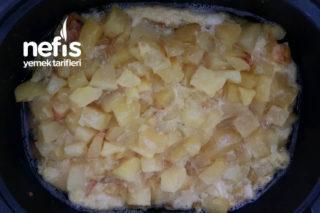 En Hafifinden Yumurtalı Patates Tarifi