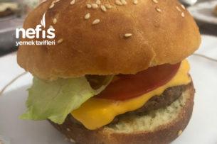 Ev Yapımı Hamburger (Klasik Burger) Tarifi