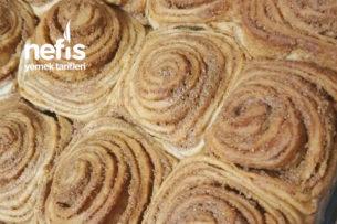 Haşhaşlı Çörek (İncecik Açılan Hamurla) Tarifi