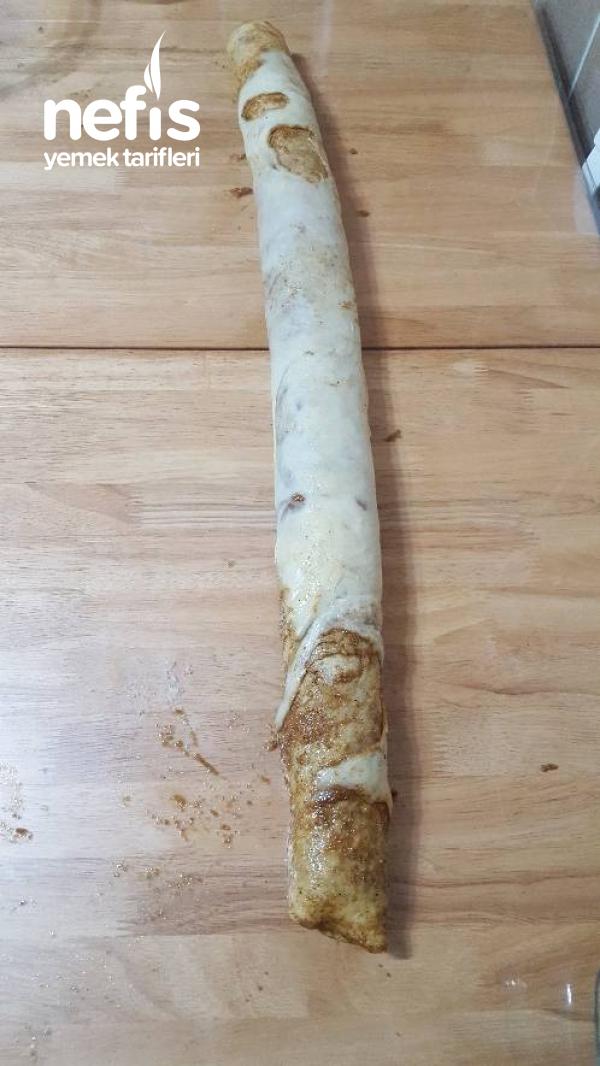 Haşhaşlı Çörek ( İncecik Açılan Hamurla)