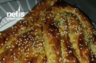 Tam Ölçü Ispanaklı Sarıyer Böreği (Kol Böreği) Tarifi