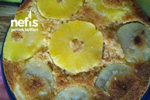 Ananaslı Elmalı Kek Tarifi