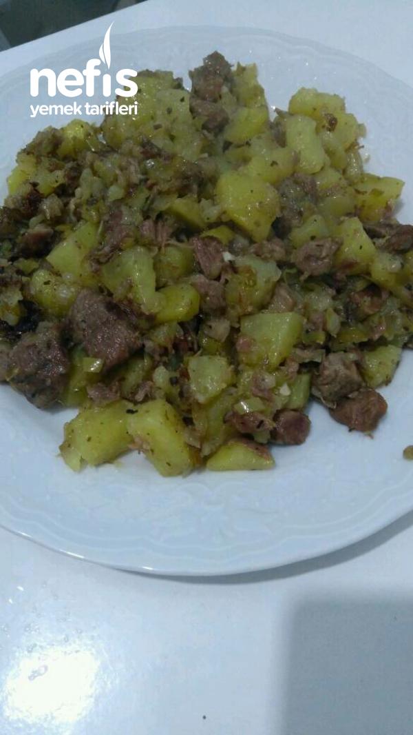 Etli Patates( Tam Tadında)