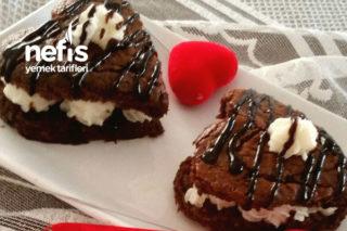 Kakaolu Kalp Pastacıklar Tarifi