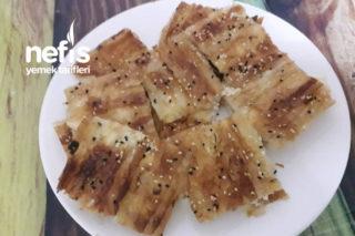 Peynirli Pileli Börek Tarifi
