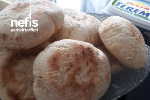 Teremyağlı Ekmek Makinesinde Mayalanan Puf Puf Bazlama Tarifi