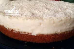 Teremyağlı Havuçlu Kremalı Pasta Tarifi