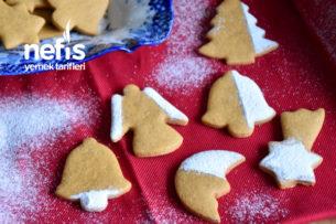 Yeni Yıl Kurabiyesi (Gingerbread Videolu Tarif) Tarifi