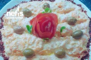 Yoğurtlu Havuç Salatası (meze) Tarifi