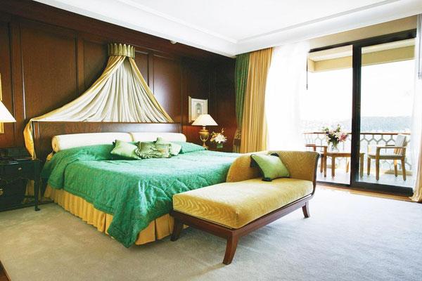 çırağan sarayı otel